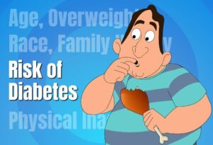 risk factors to look out for in diabetes